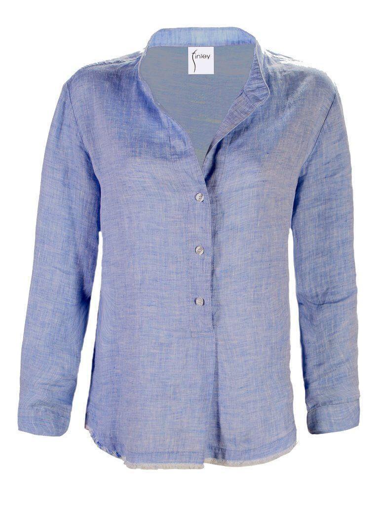 Henri Washed Linen Shirt