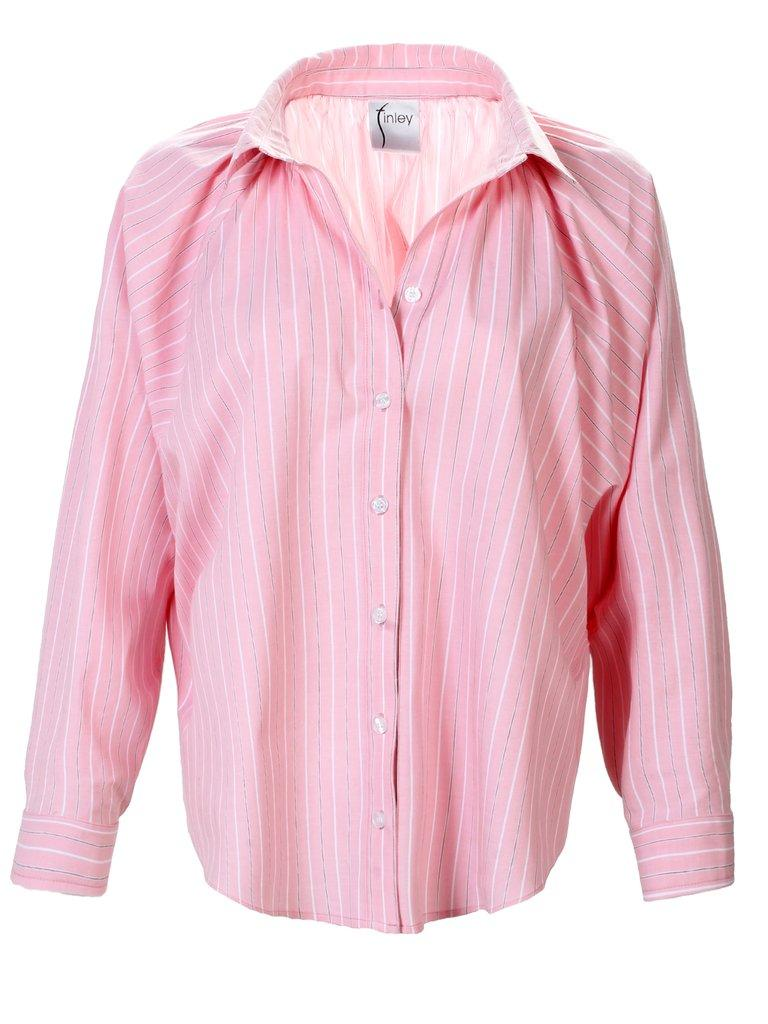 Dylan Pinstripe Shirt Item # 3096050P