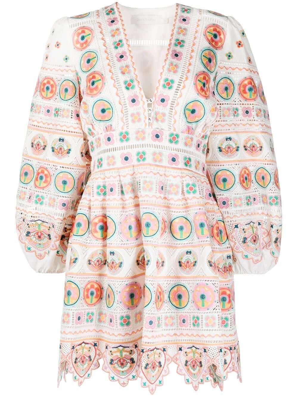 Brighton Plunge Dress Item # 9351DBRG