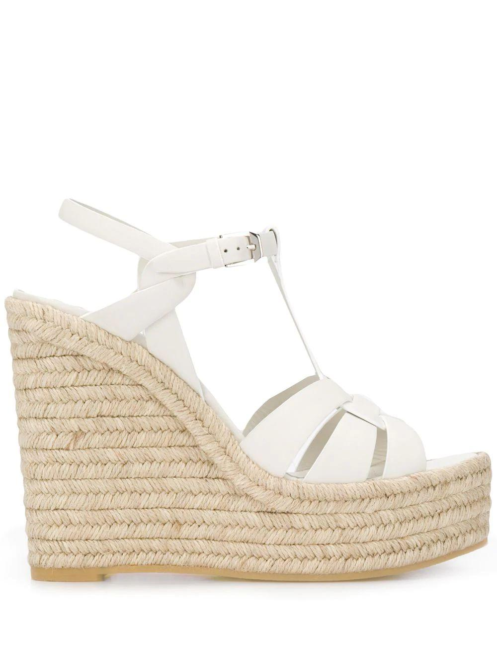 Tribute 85mm Espadrille Wedge Item # 611924BZC00