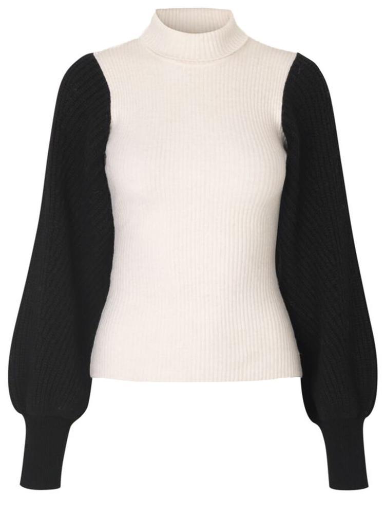 Chyna Colorblock Sweater
