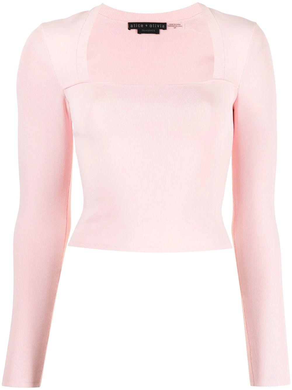 Ricarda Cut Out Top Item # CL000513701