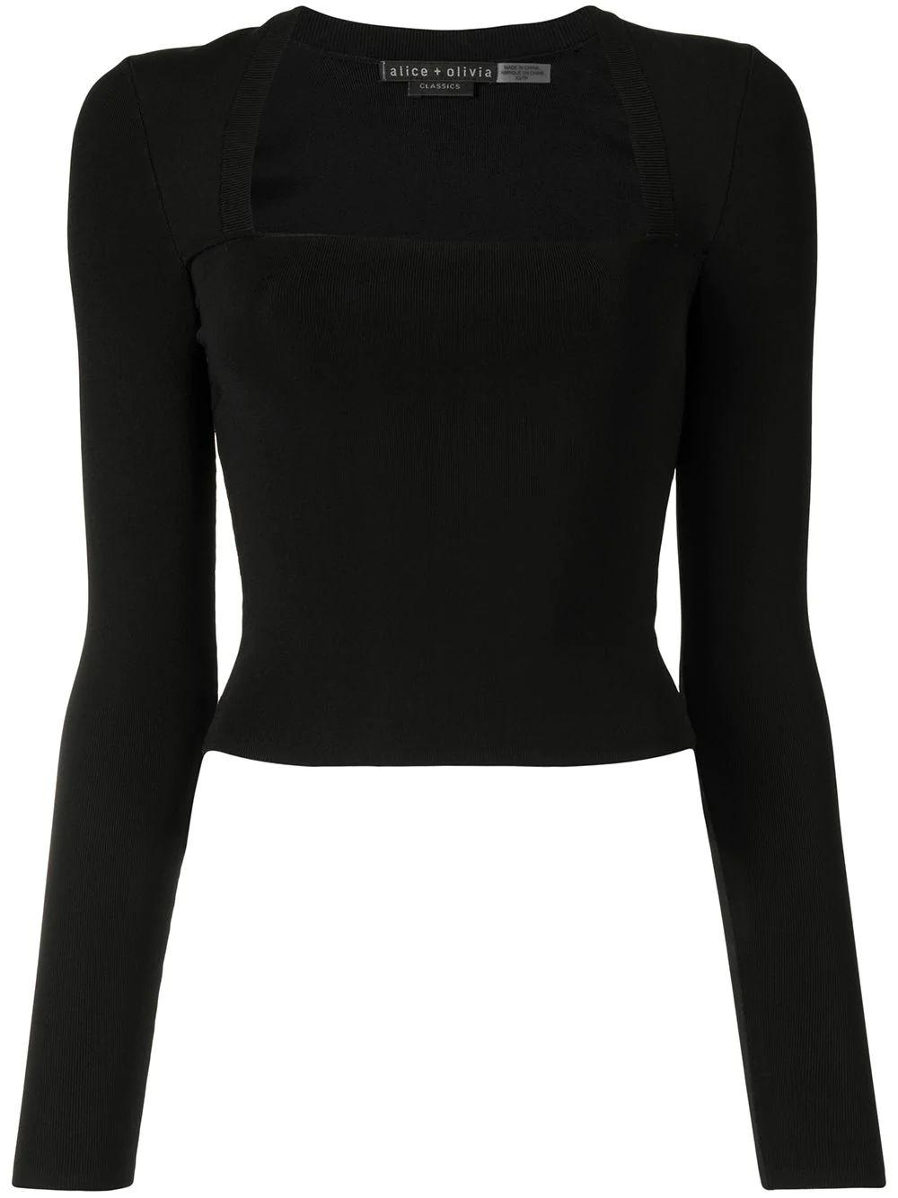 Ricarda Cut Out Top