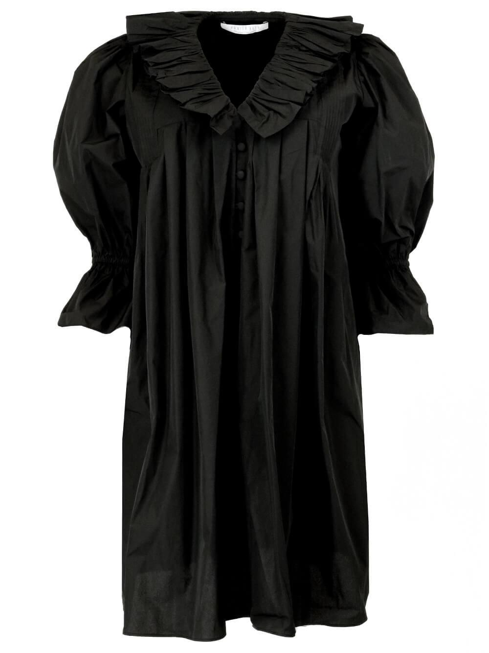 Sullivan Puff Sleeve Dress