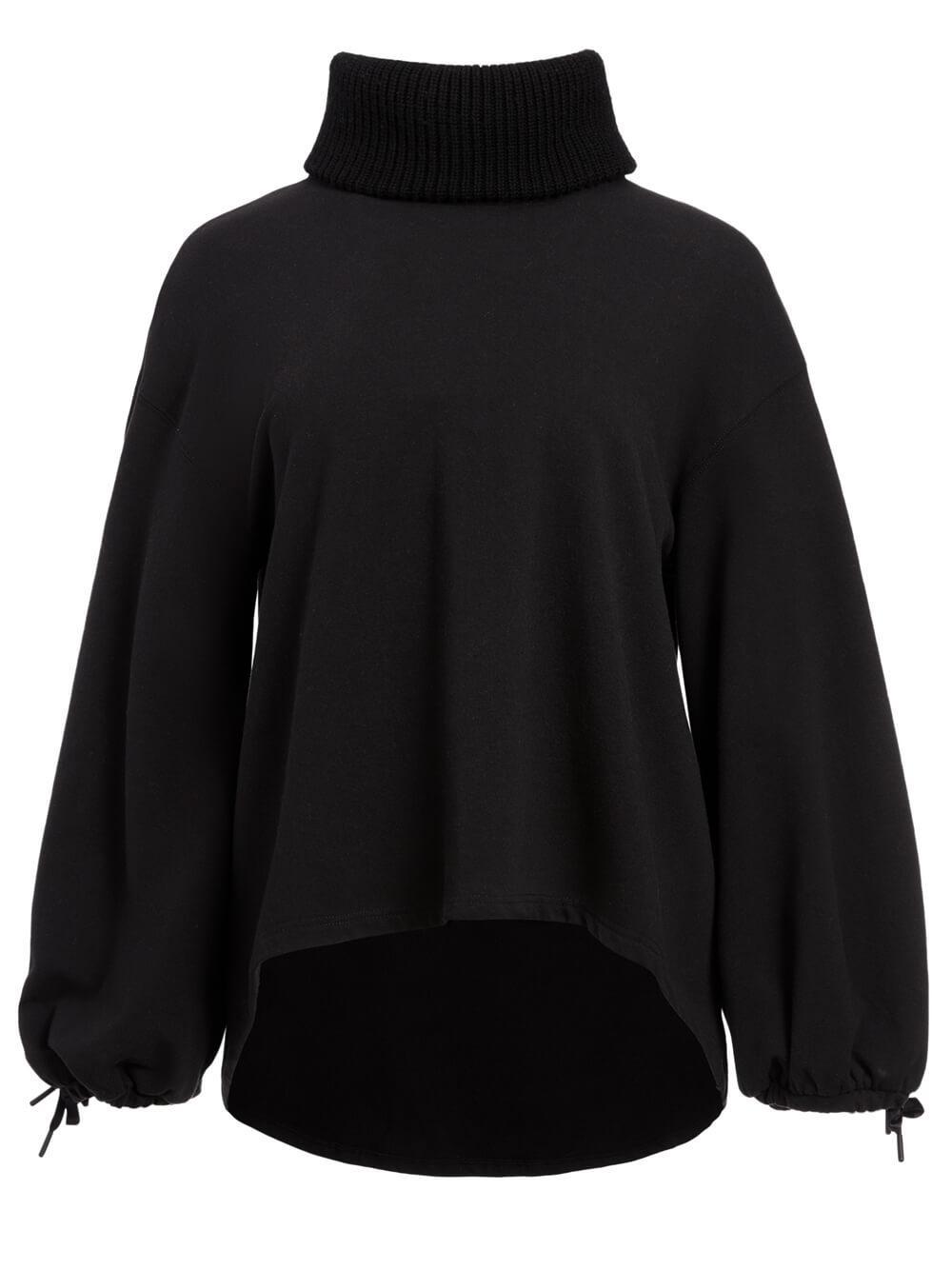 Mischa Turtleneck Sweatshirt Item # CL000W39002