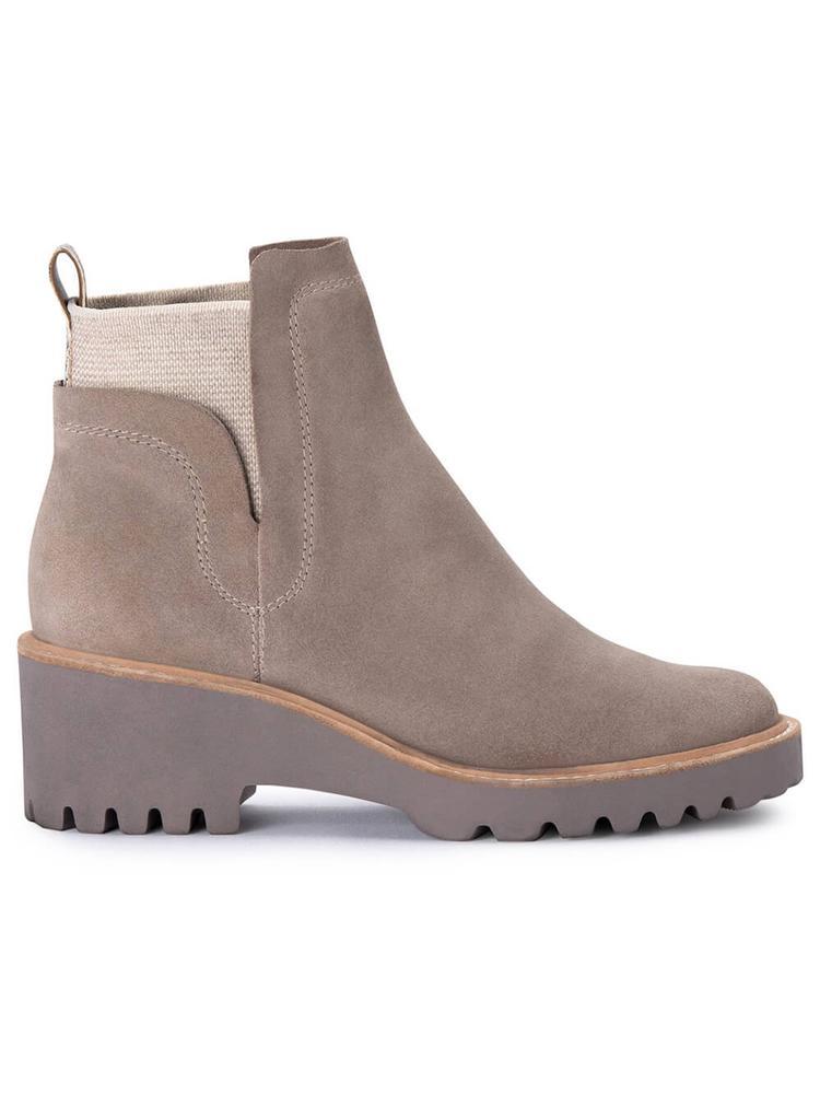 Huey Suede Boots Item # HUEY