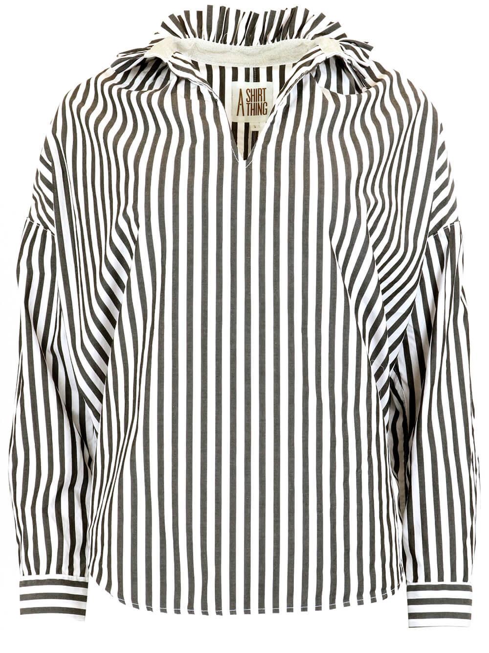 Penelope Cabo Striped Shirt