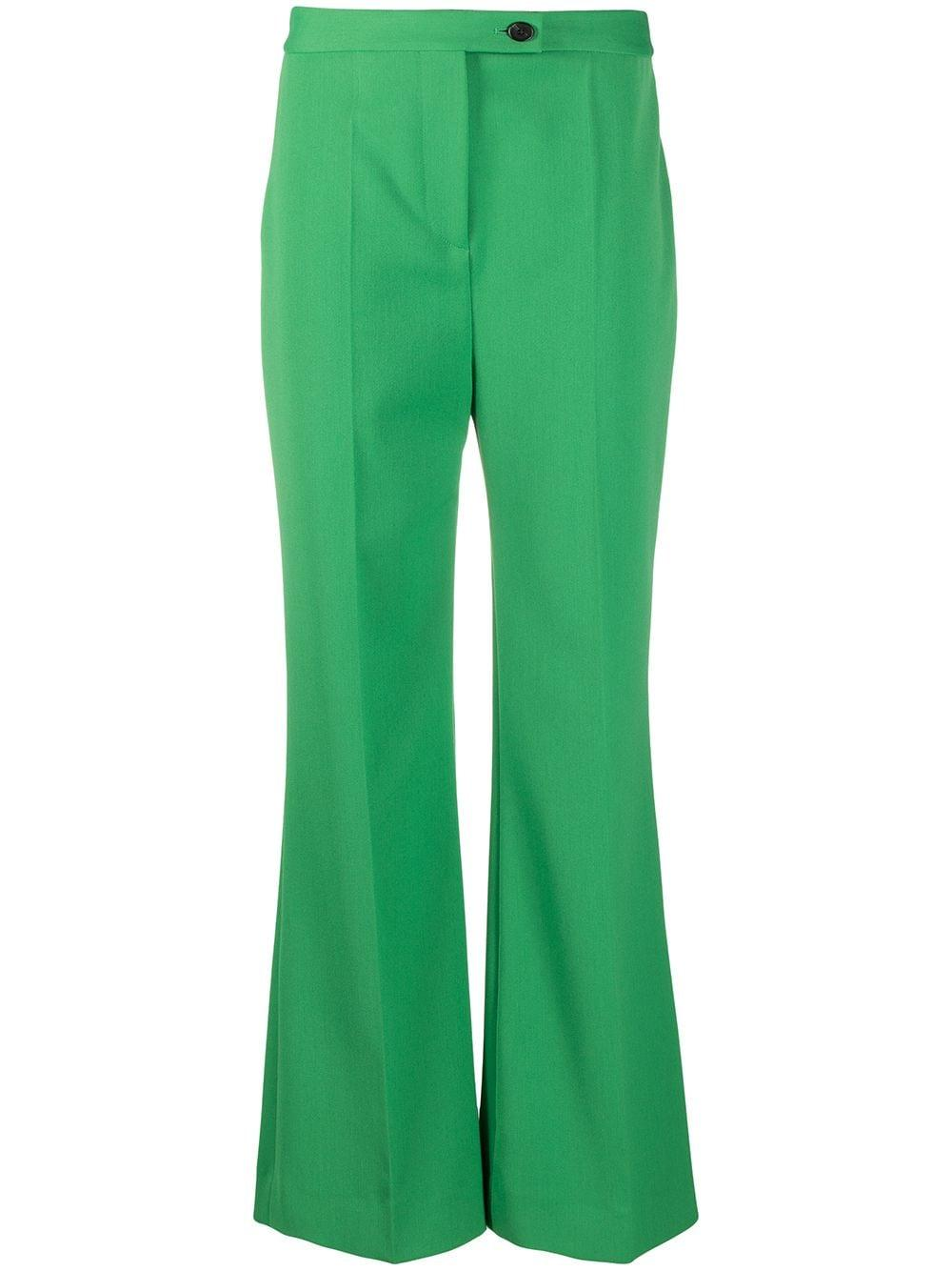 Cropped Bell Bottom Item # 2121WTR002202A
