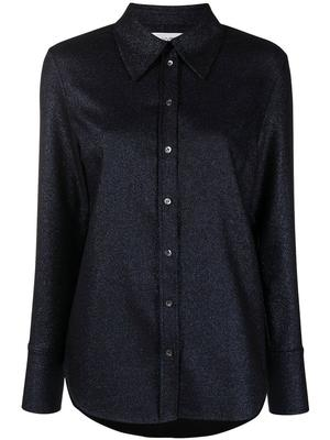 Lurex Tailored Shirt