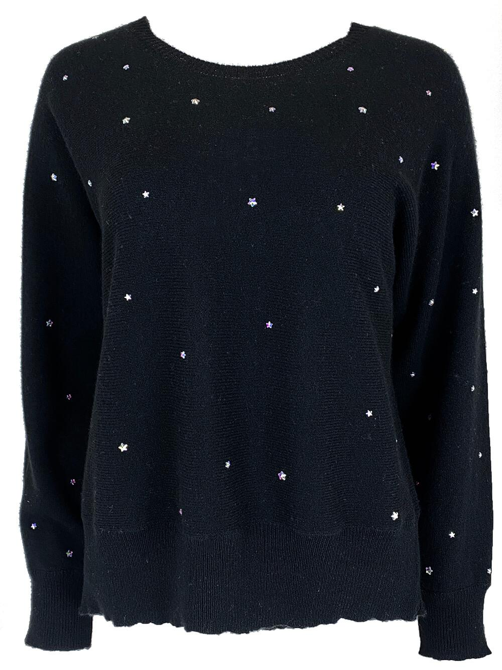 Axelle Star Studded Sweater