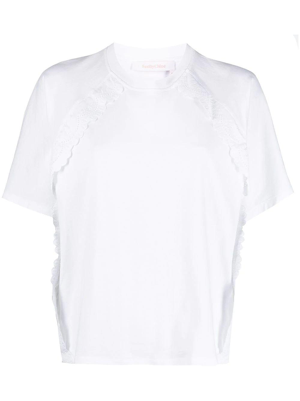 Half Sleeve T- Shirt Item # CHS21SJH46098