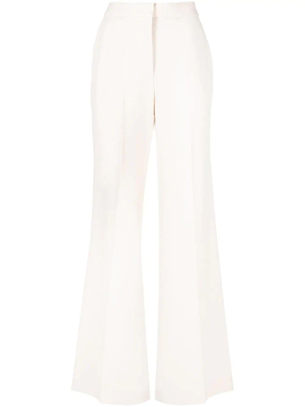 Full Length Wide Leg Pant