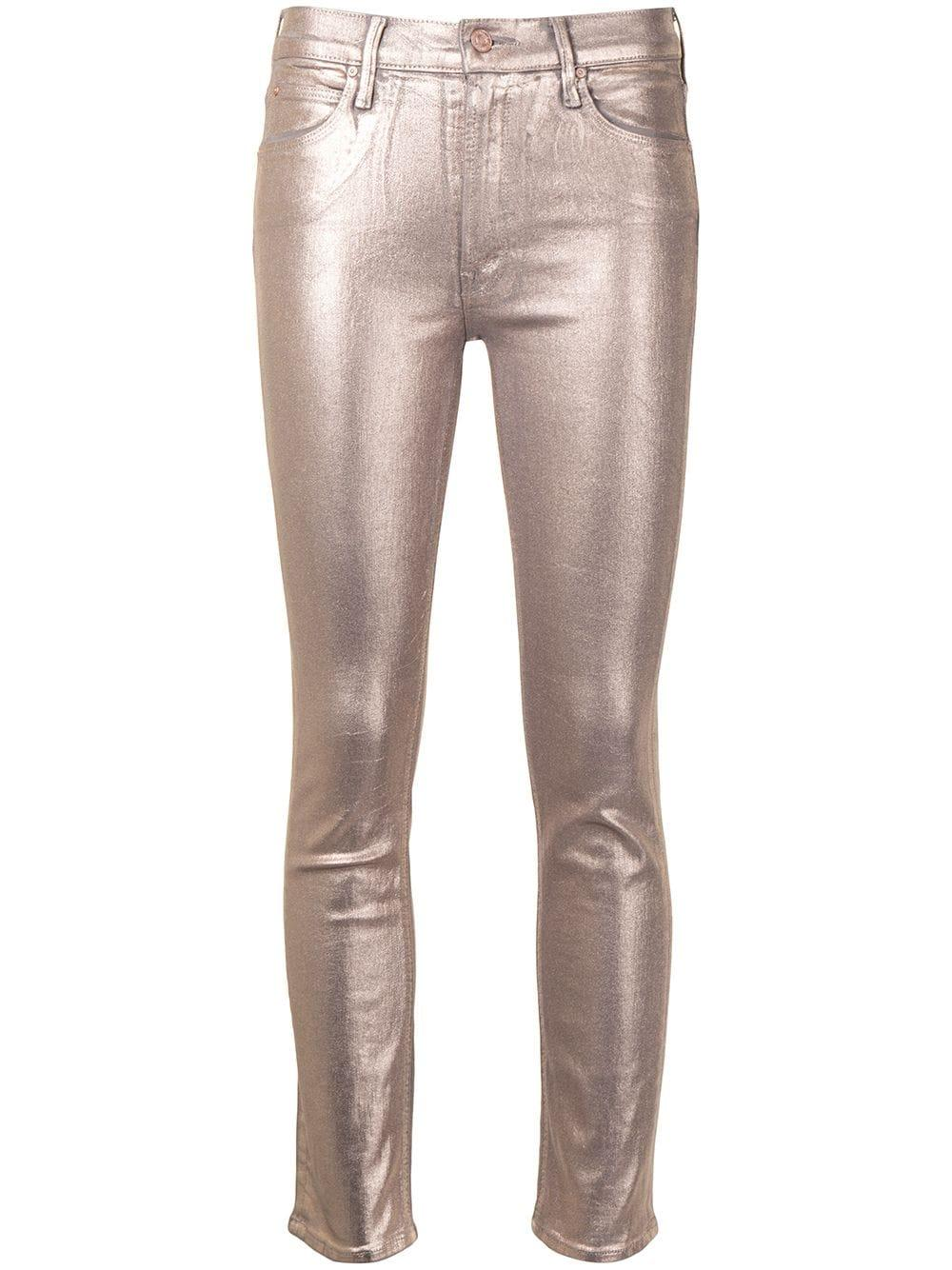The Mid Rise Dazzler Ankle Jeans Item # 1686-753