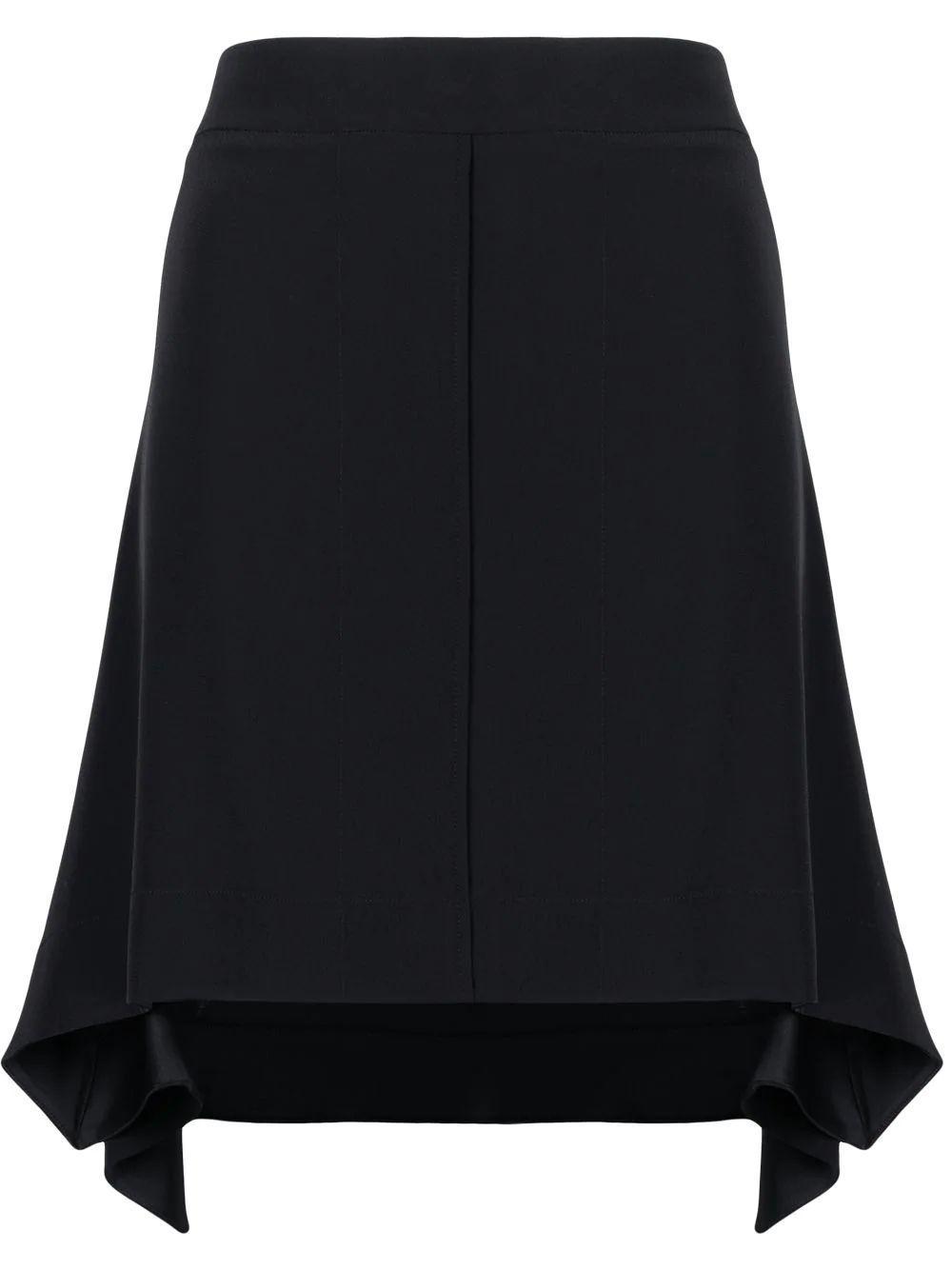 Asymmetric Skirt Item # 2121WSK002348A