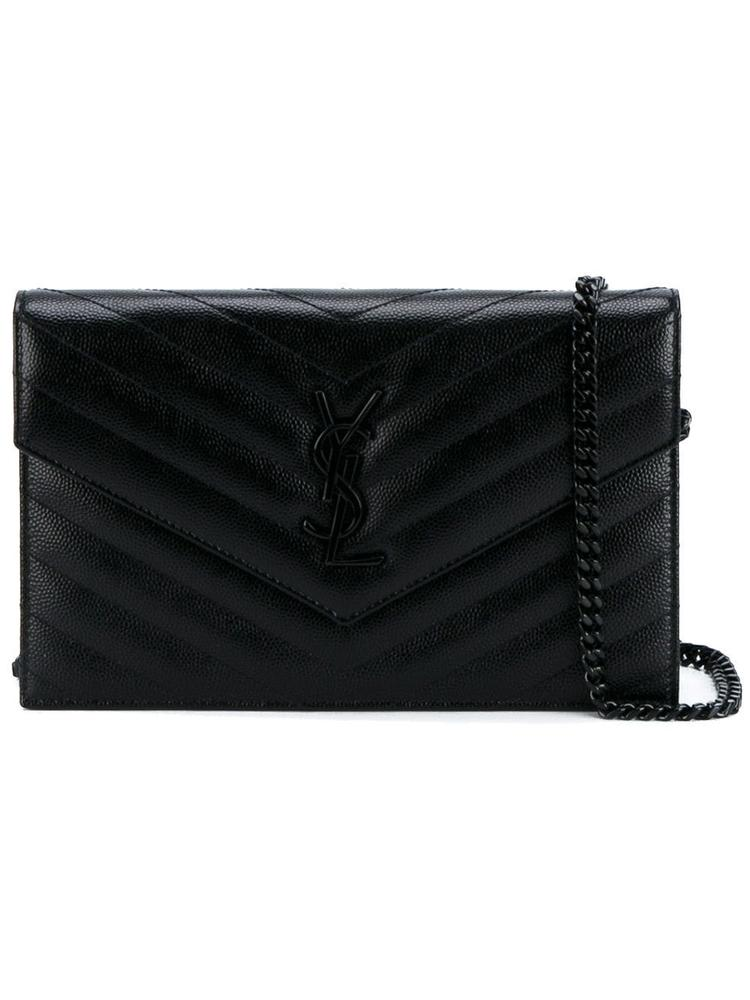 Monogramme Saint Laurent Chain Wallet