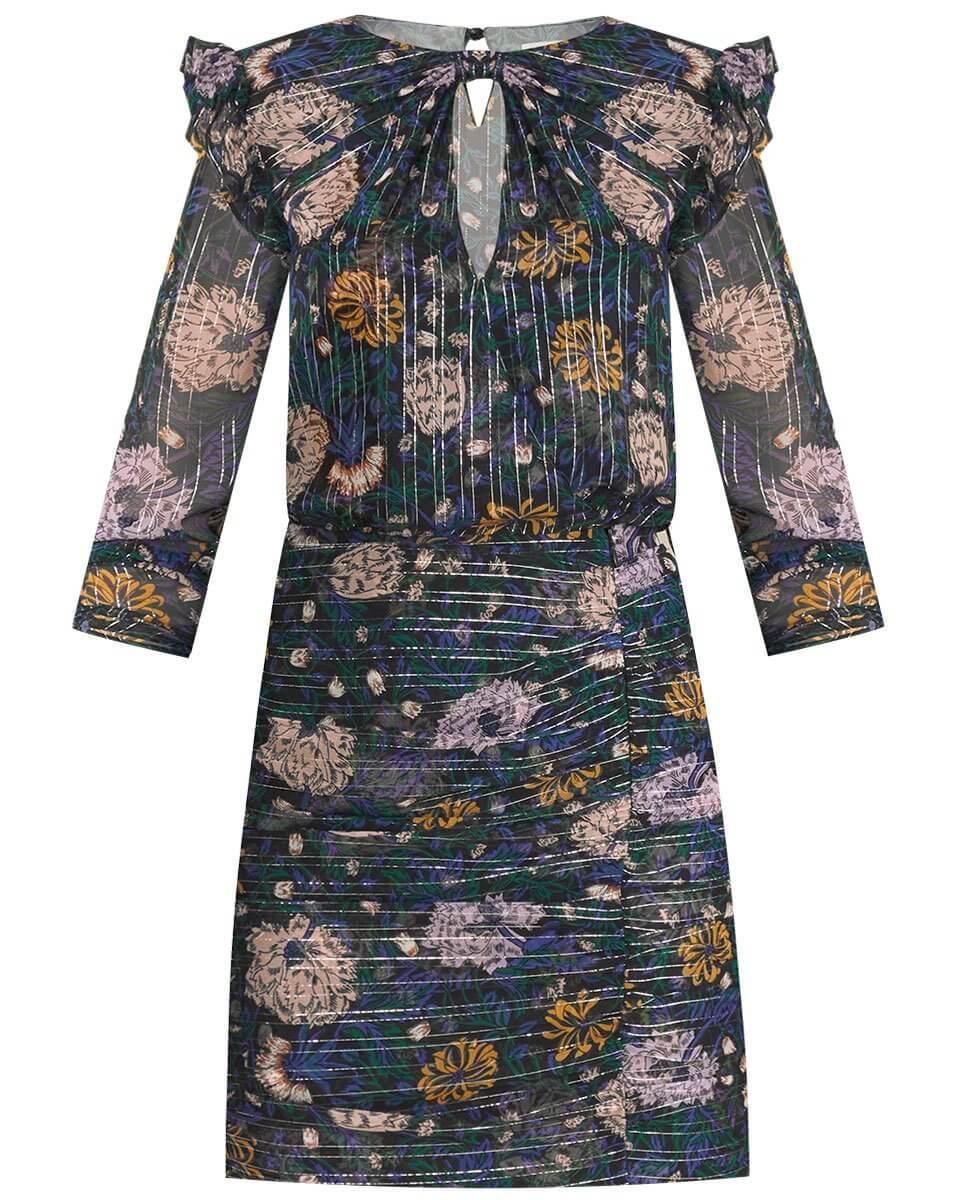 Peppa Lurex Mini Dress Item # 2012CHF010D015
