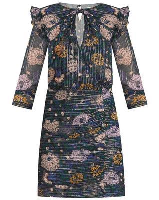 Peppa Lurex Mini Dress