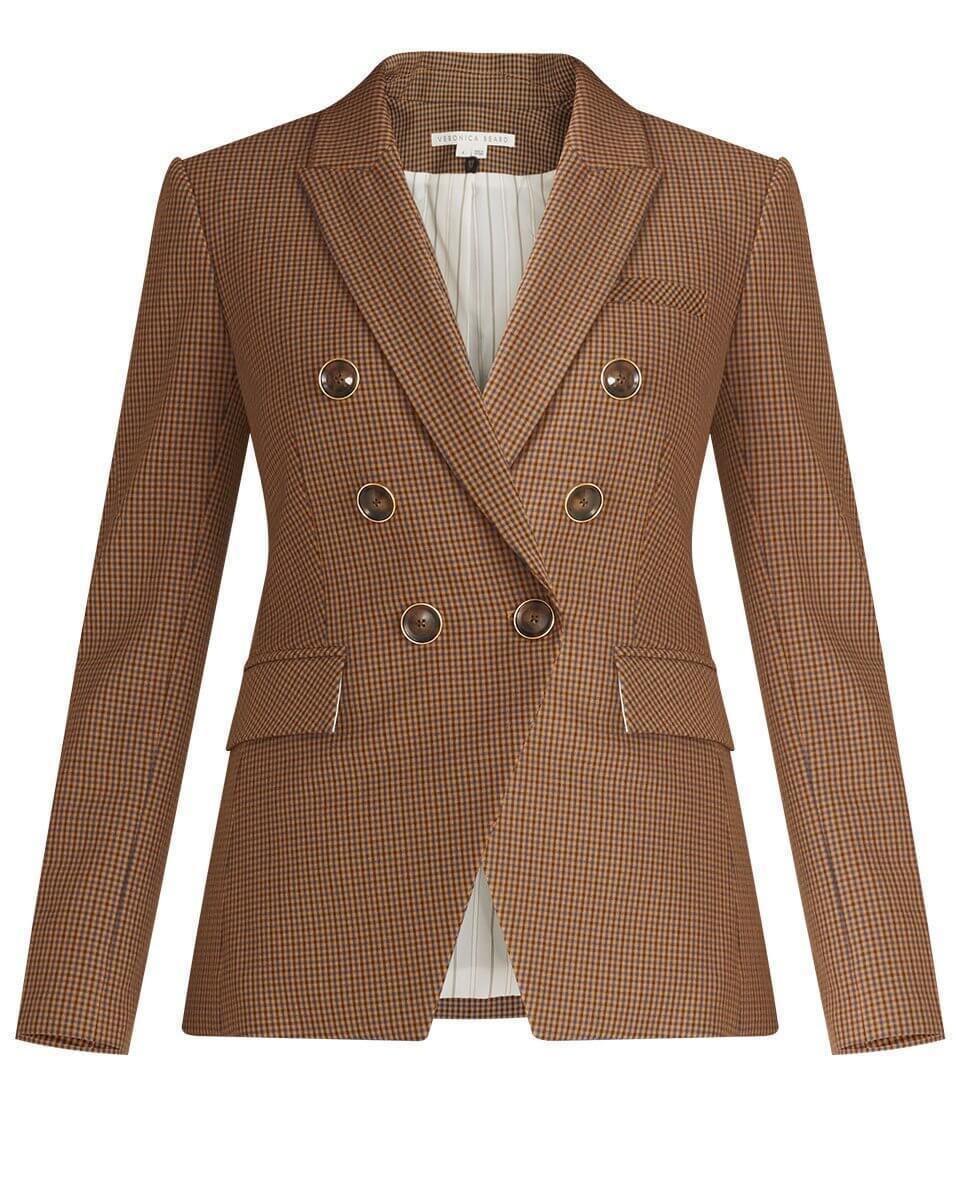 Miller Plaid Dickey Jacket Item # 2012PL0541492