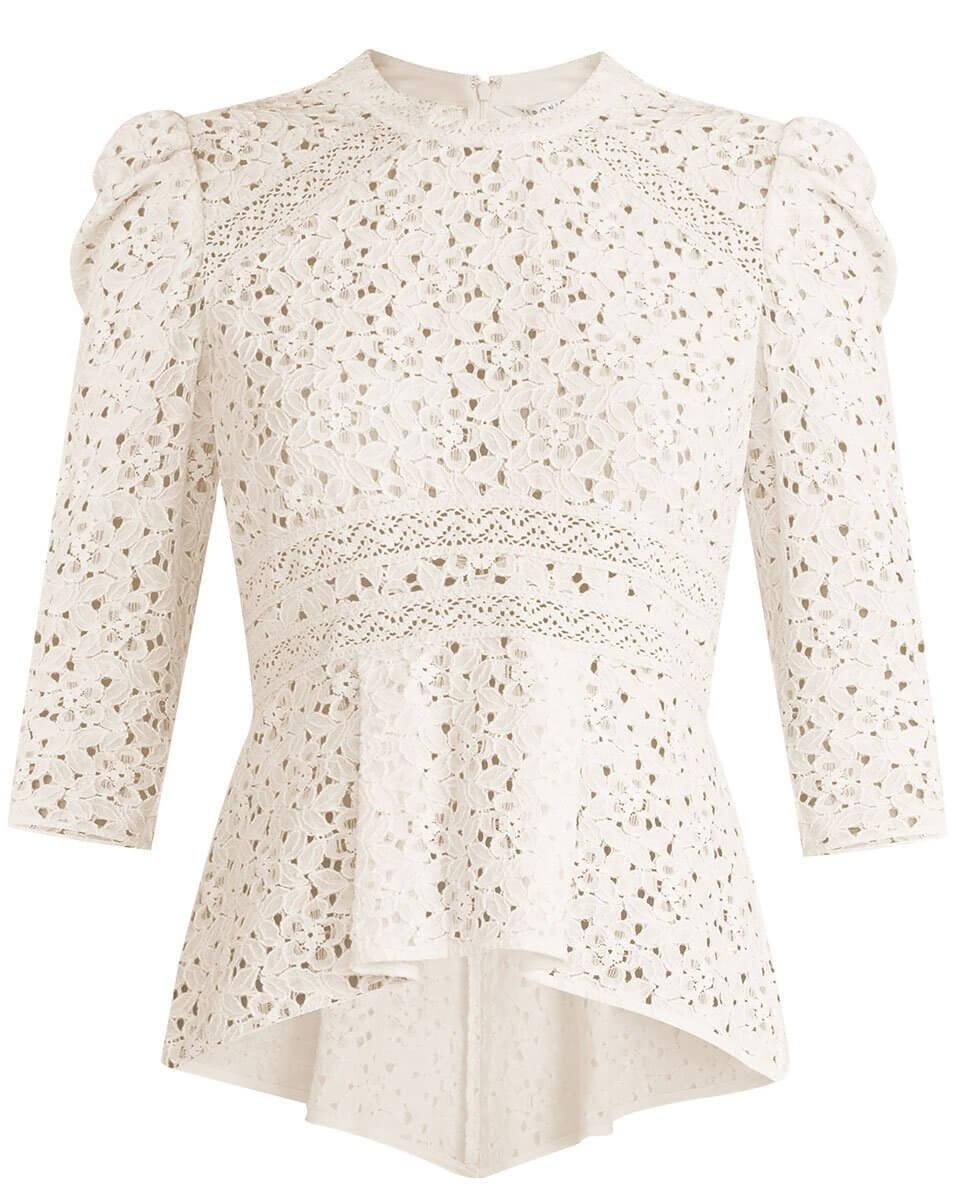 Mayme Lace Top