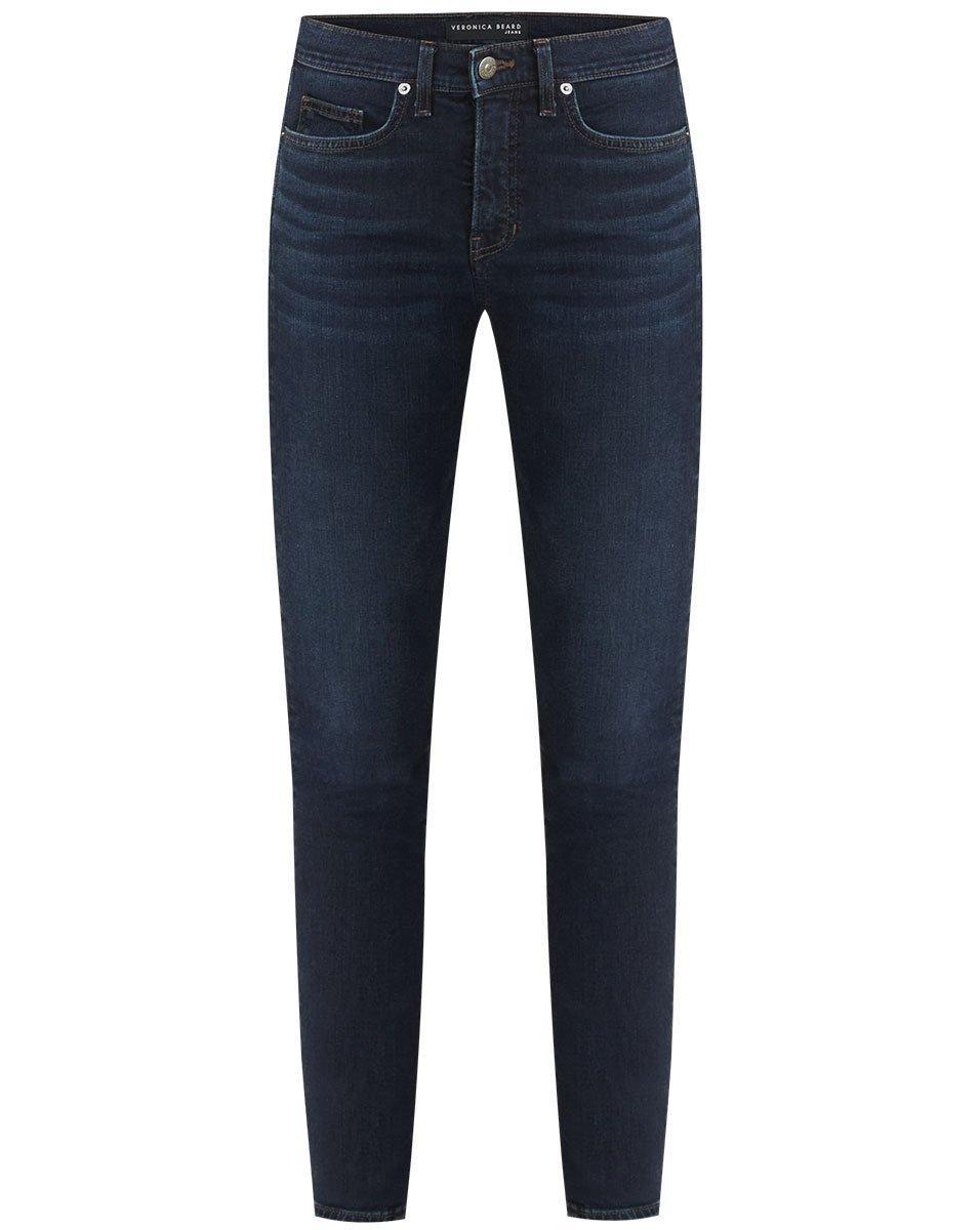 Emma Mid Rise Skinny Jean