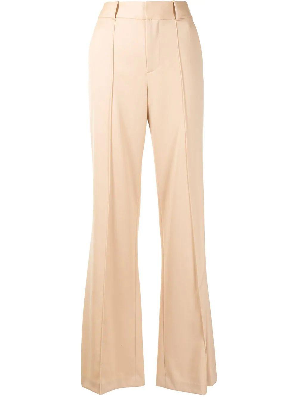 Paula High Waisted Trousers Item # CL000214101