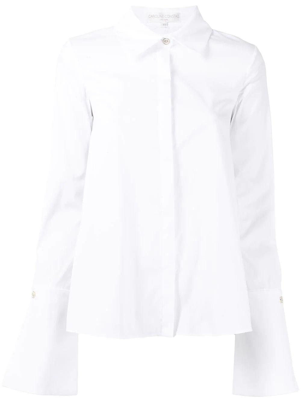 Verena Trapeze Button Down