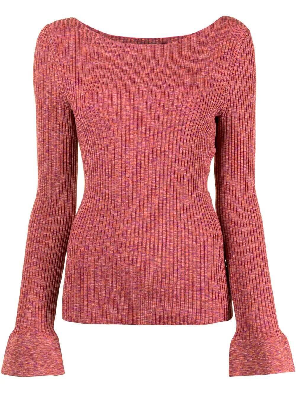 Boatneck Multi Knit
