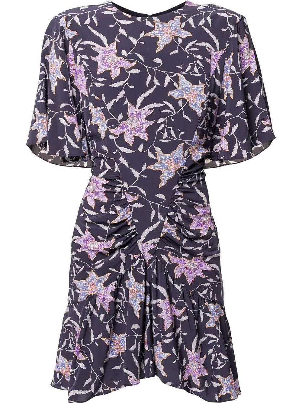 Osias Printed Dress Item # 21PRO1861-21P028E