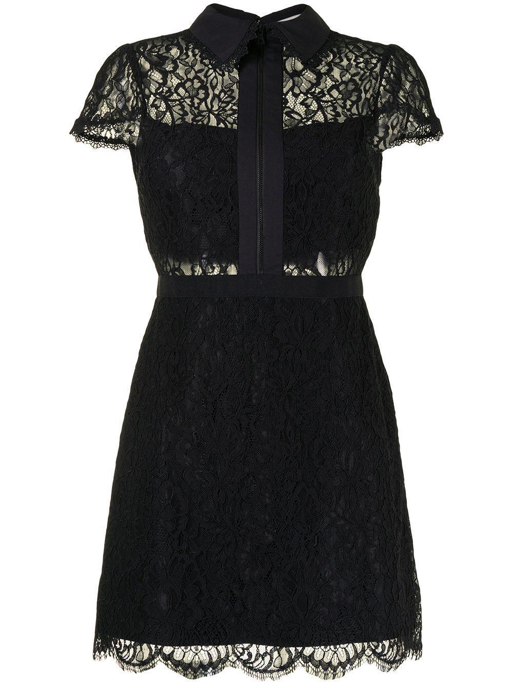Ellis Lace Dress Item # CC010701507