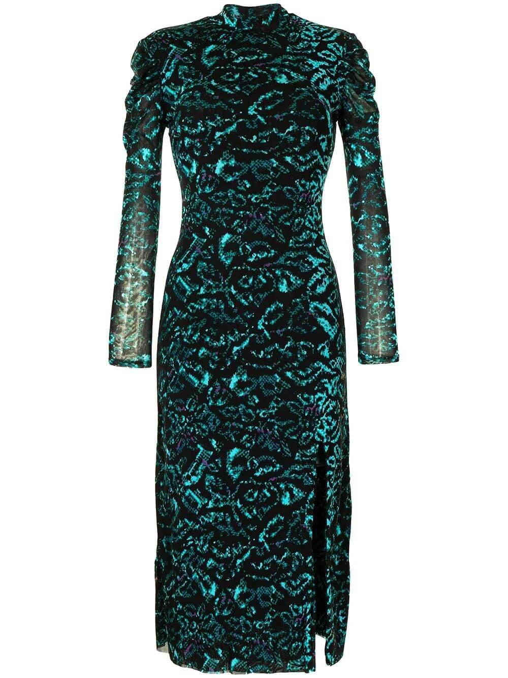 Sandra Midi Dress Item # DL4O036