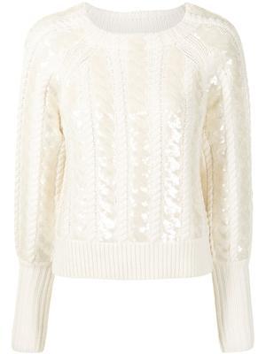 Yola Sequin Sweater