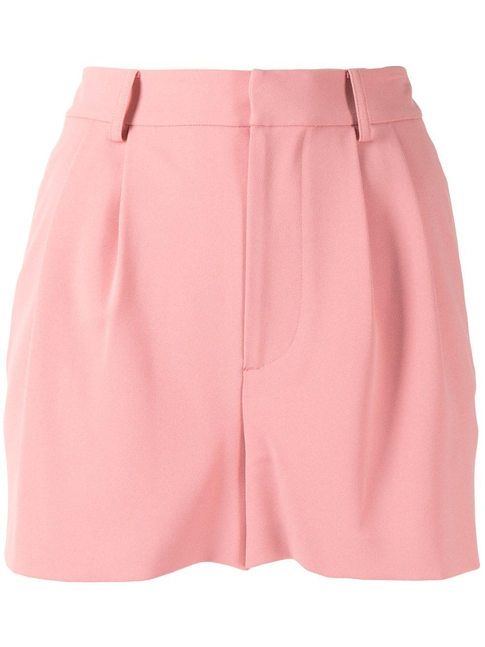 Conry Pleated Shorts Item # CL000202601