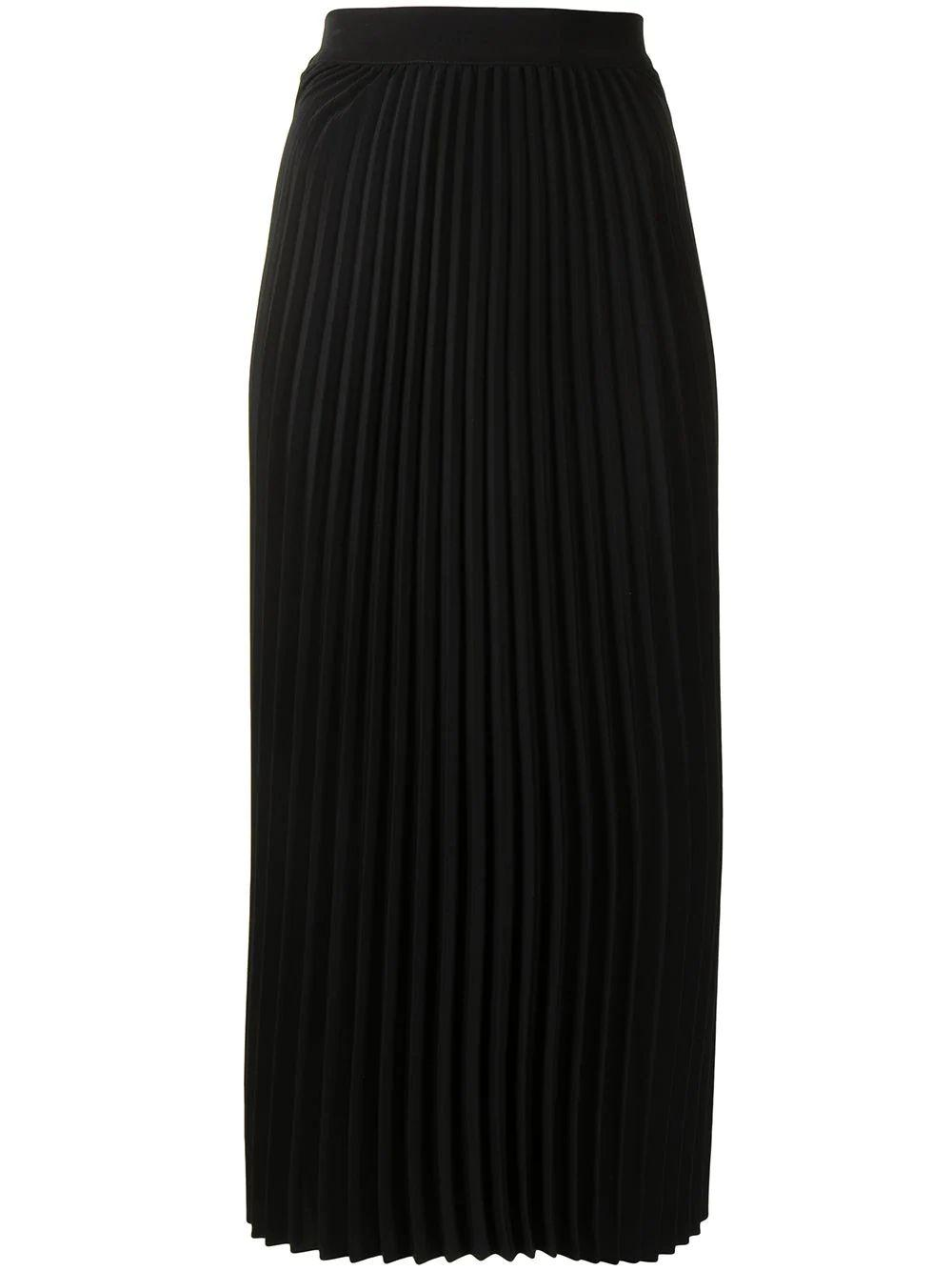 Pleated Skirt Item # 3028FATP-ESSN
