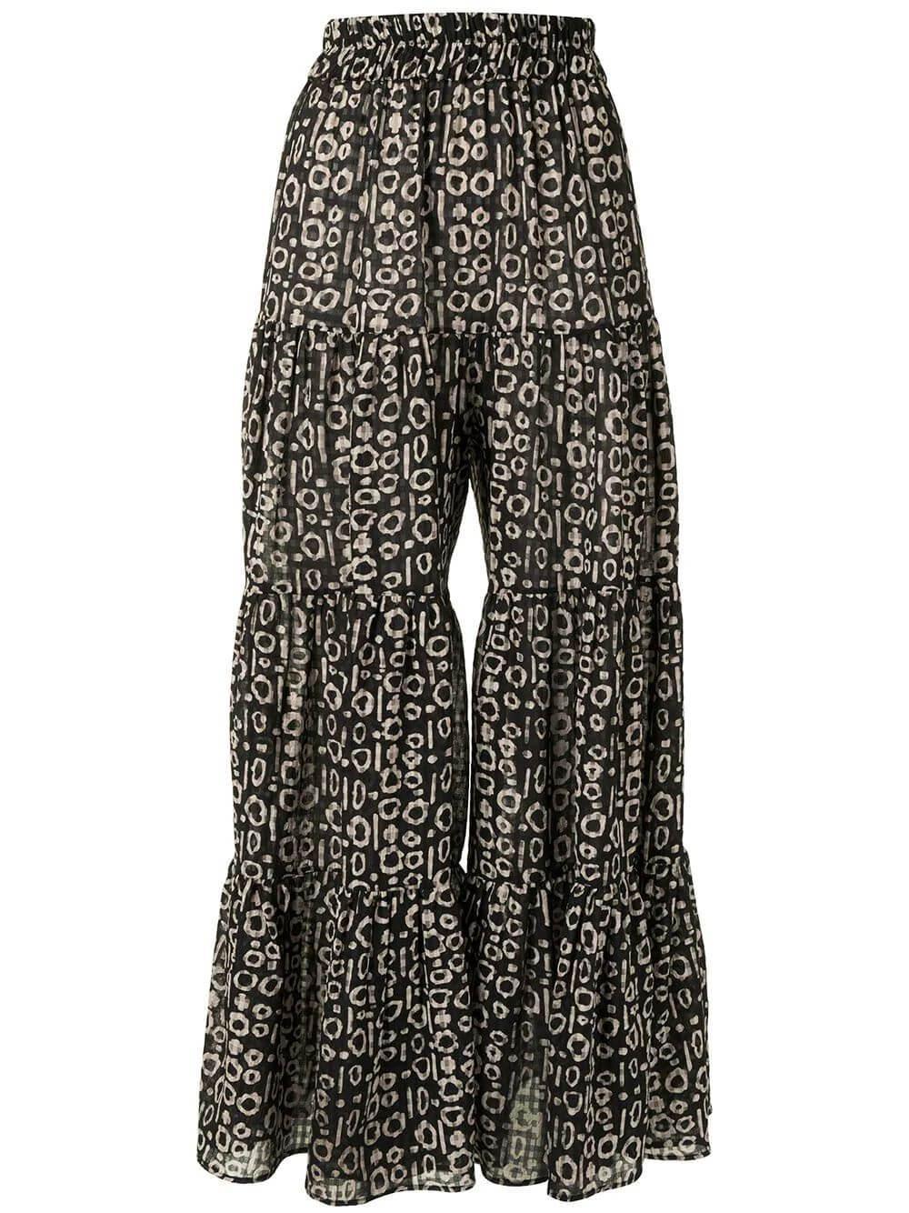Farida Abstract Pants Item # A5210604-6756