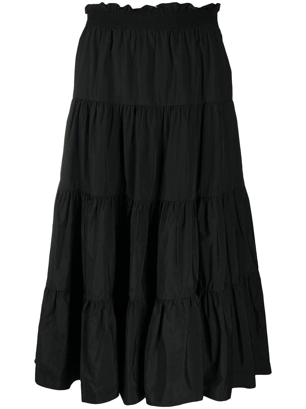 Nadja Tiered Skirt Item # RS21-146