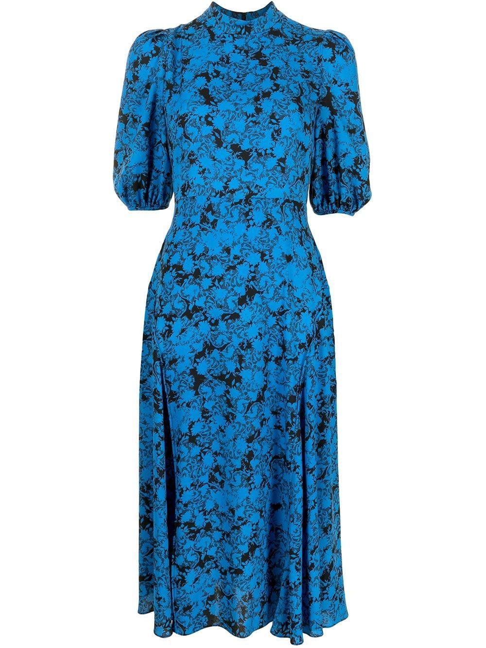 Nella Midi Dress Item # DS4O006