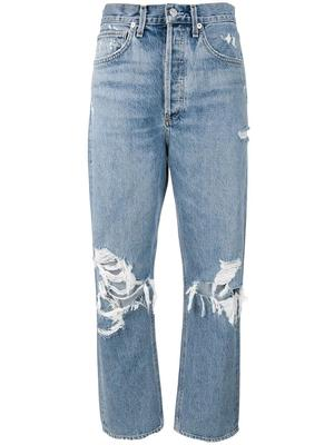 90s Fallout Distressed Jean