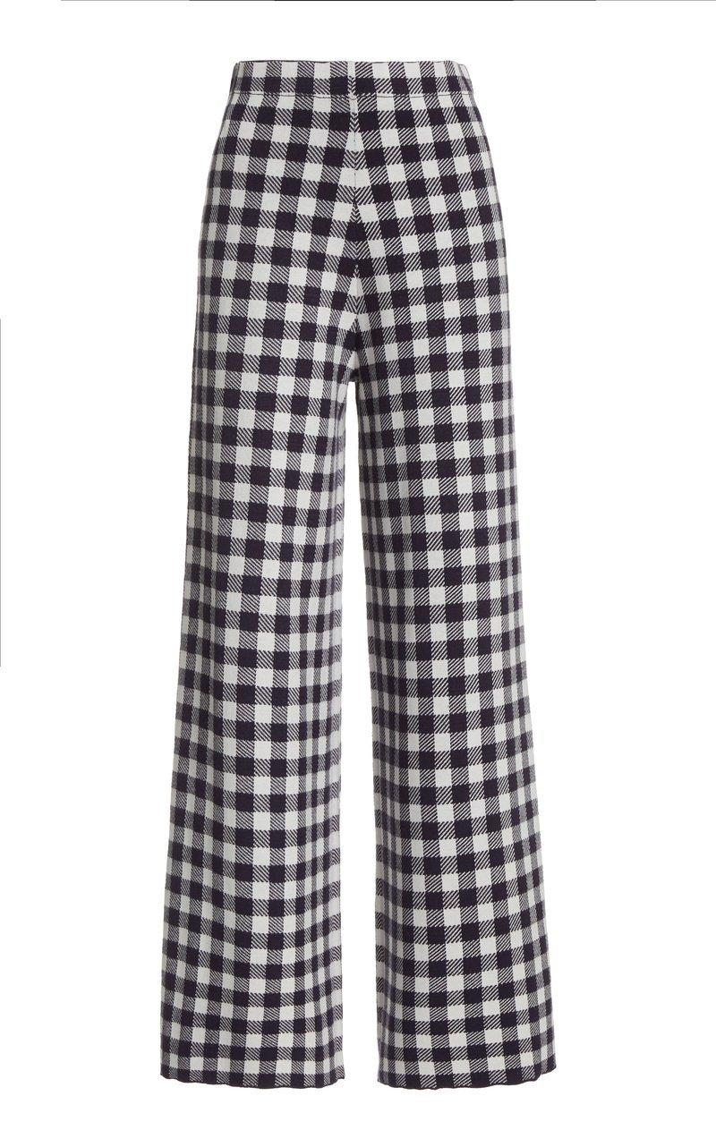 Gingham Avalanche Pant Item # 01-2394-NVY