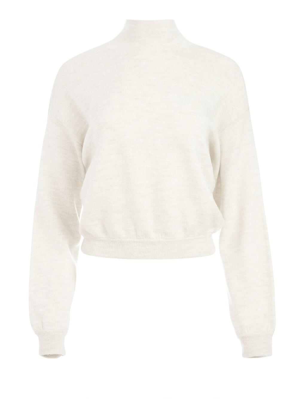 Mattie Blouson Sweater