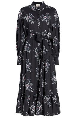 Freesia Marley Midi Dress