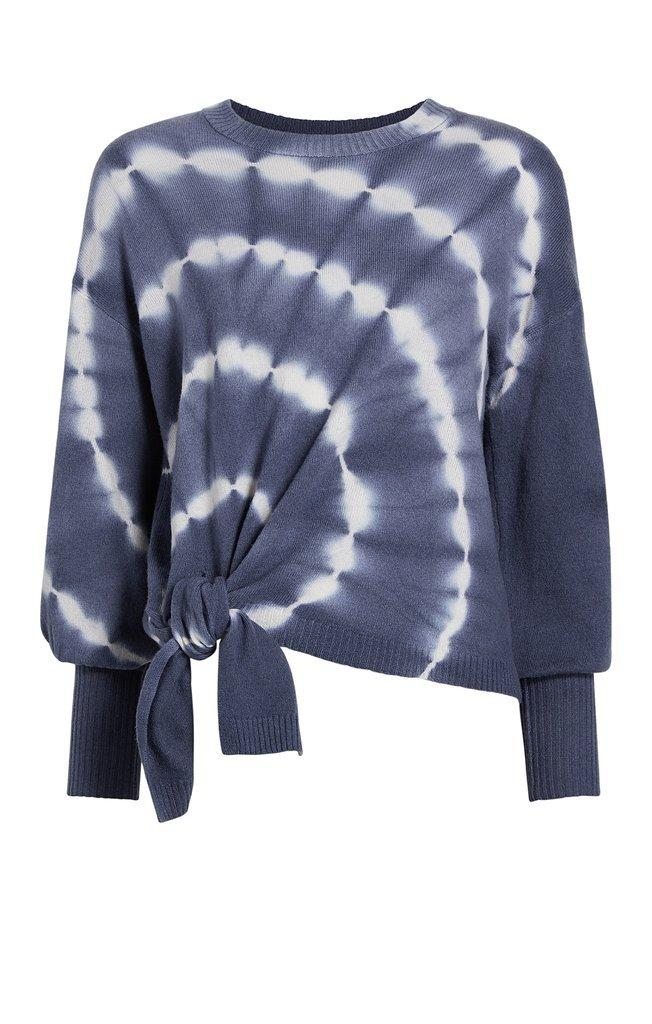 Tie Dye Clerisa Sweater Item # ZK473B4362Z