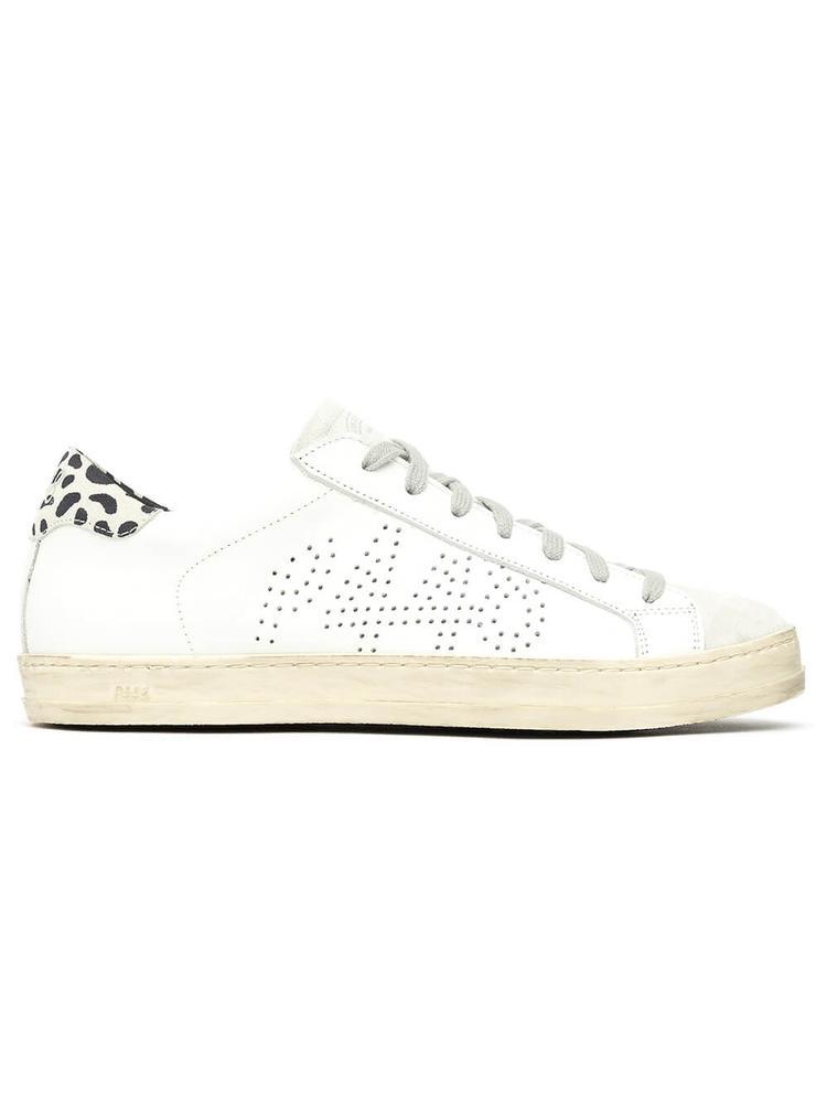 John Snow Leopard Tab Sneaker