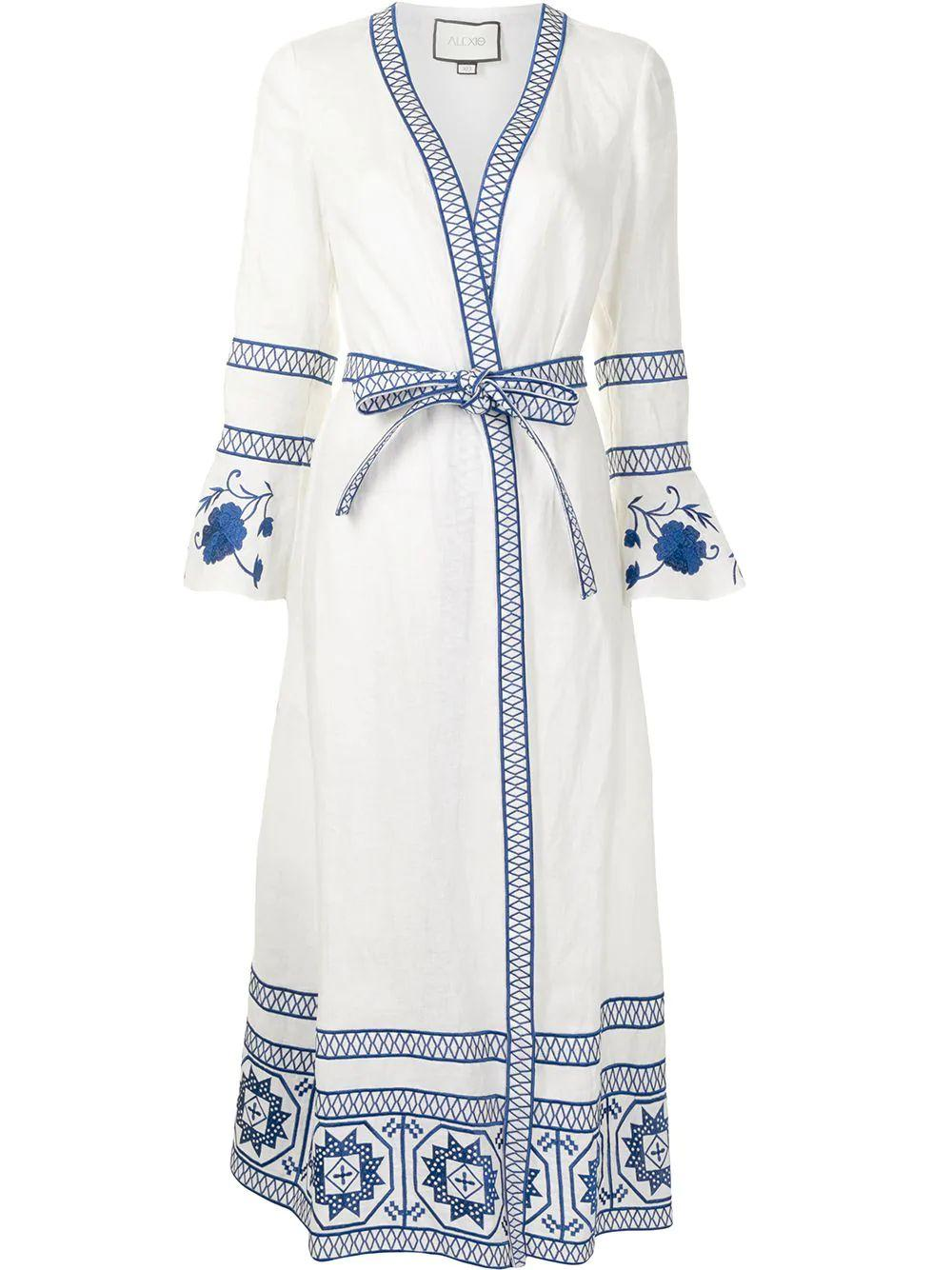 Mahita Maxi Robe Dress Item # A5210429-6874