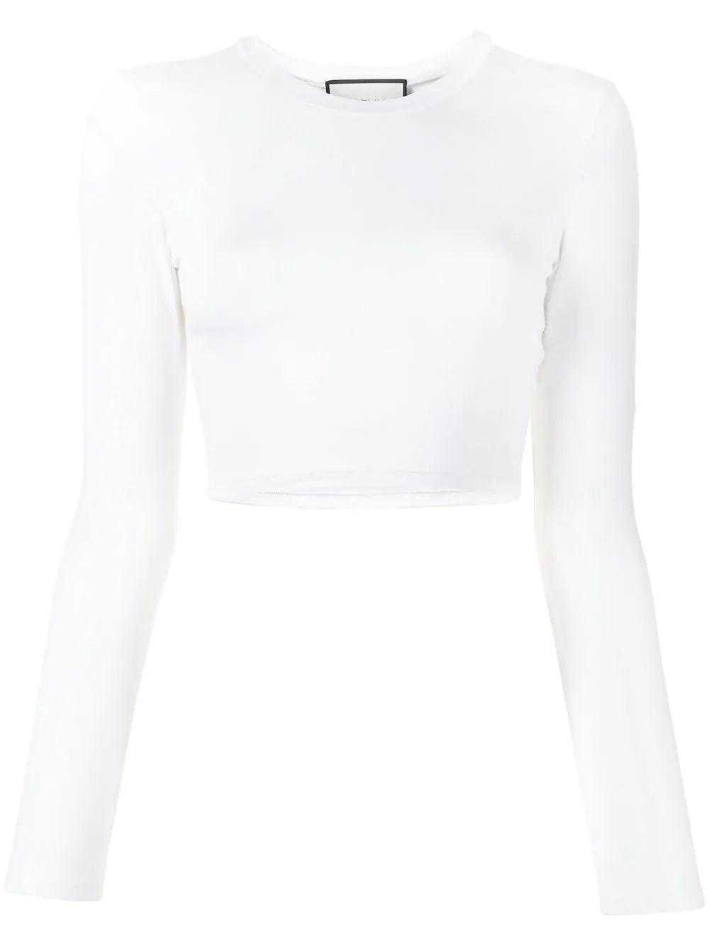Claude Crop Top