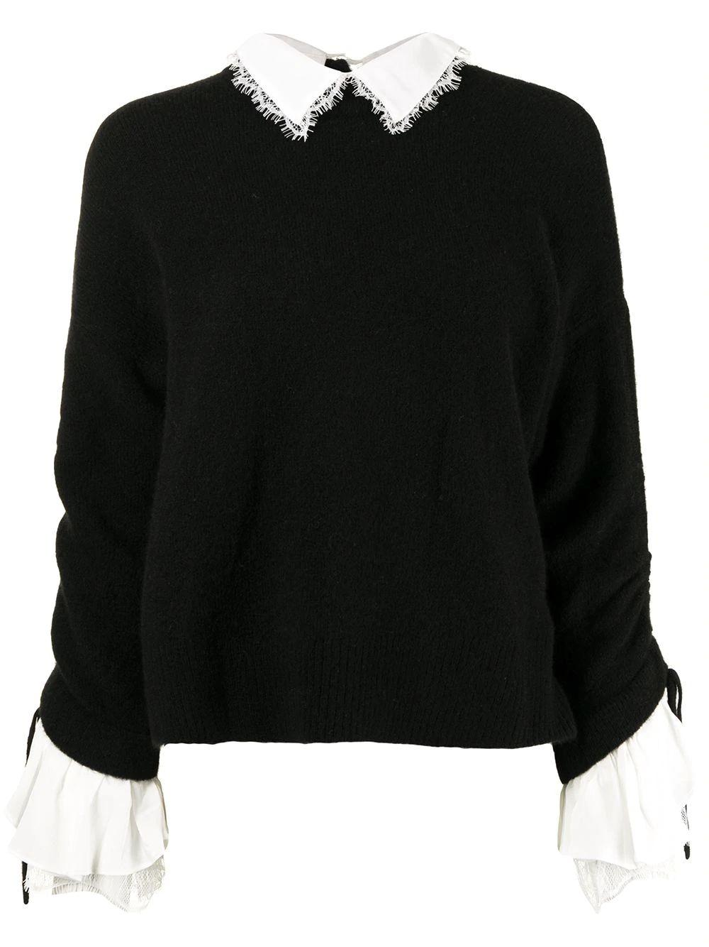 Collar Atlas Sweater