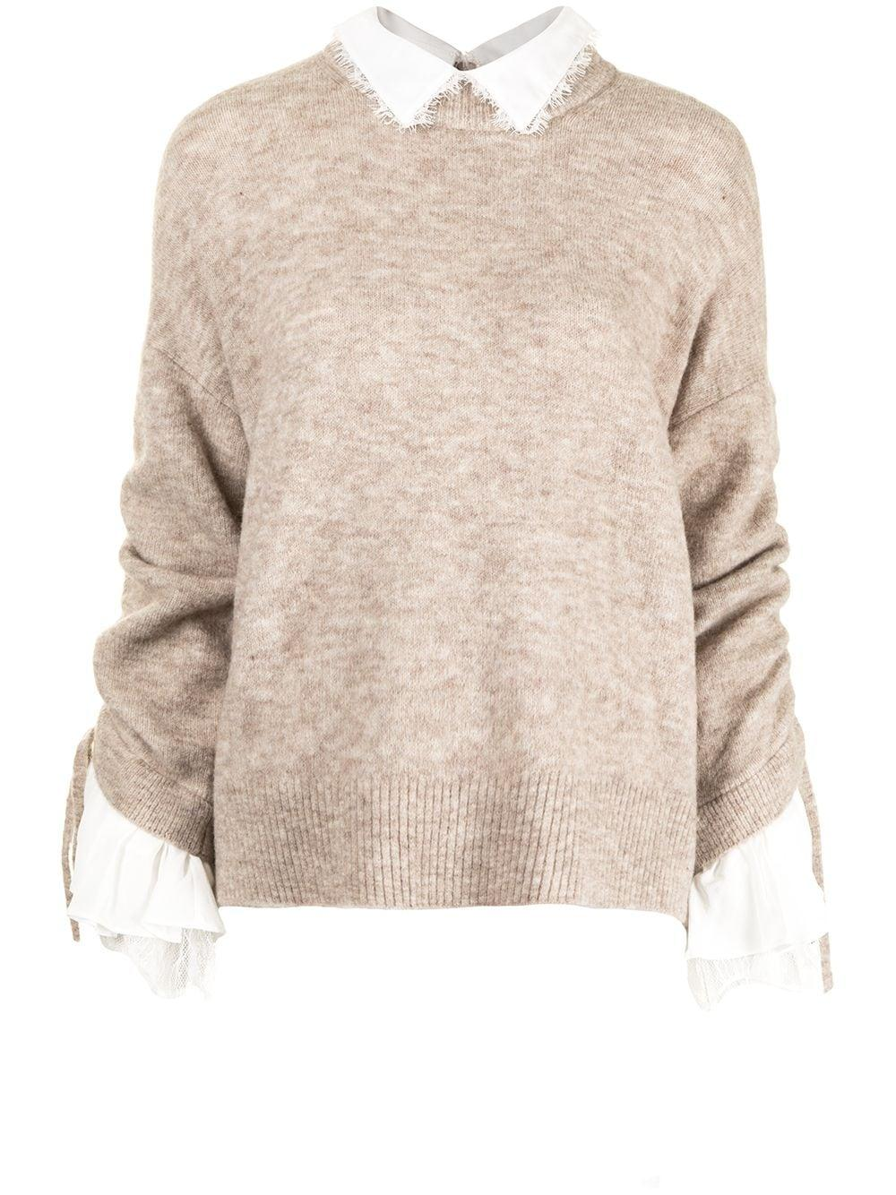 Collar Atlas Sweater