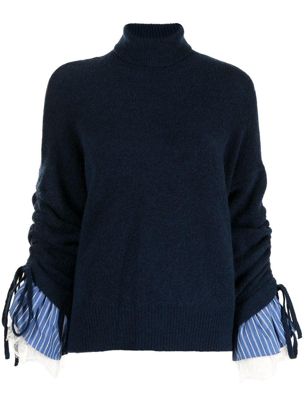 Atlas Turtleneck Sweater