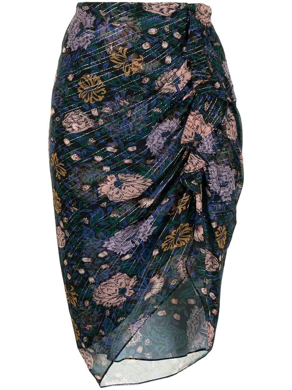 Hazel Floral Skirt Item # 2012CHF0103181