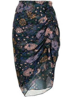 Hazel Floral Skirt