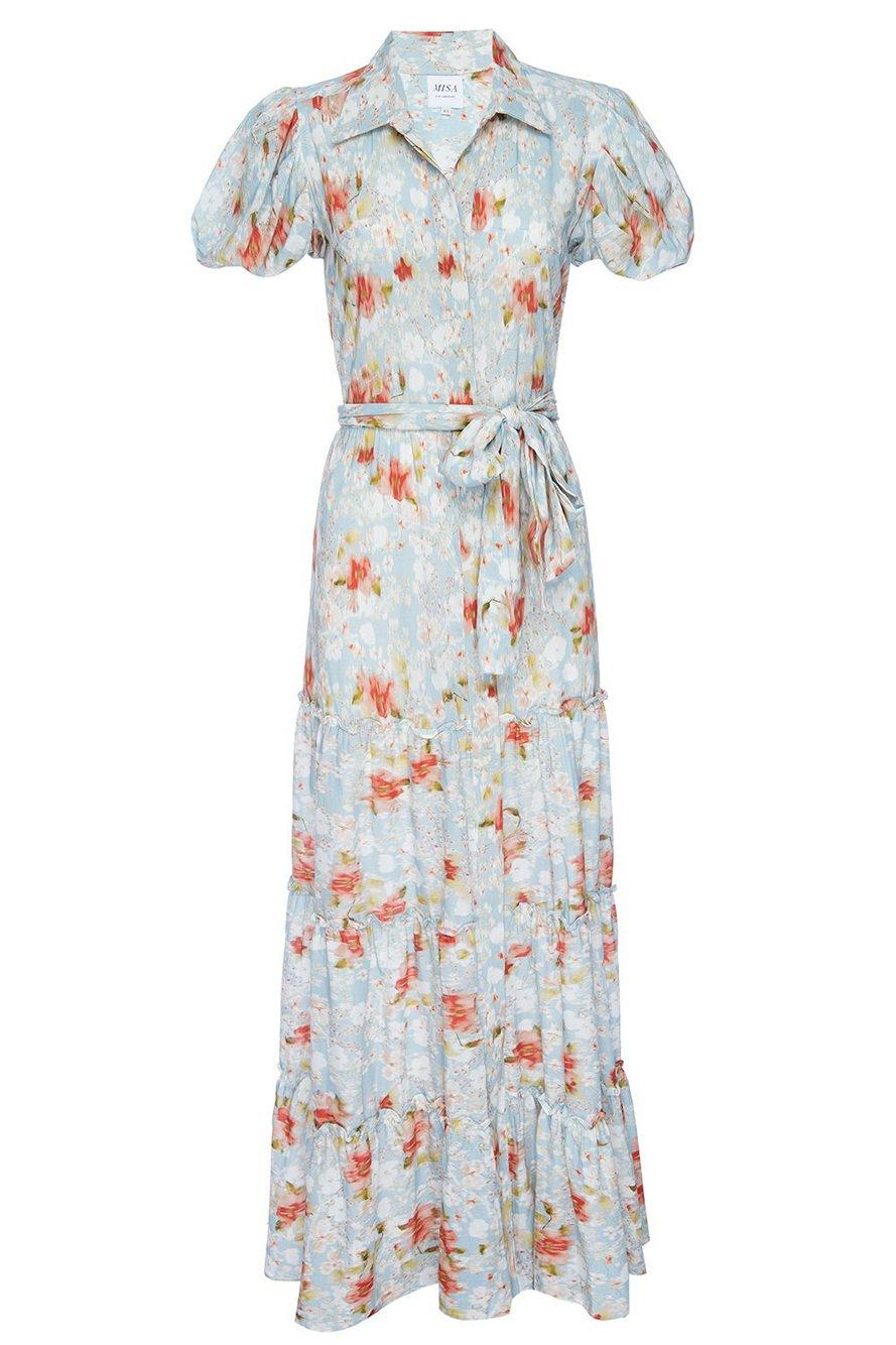 Eveleigh Floral Maxi Dress